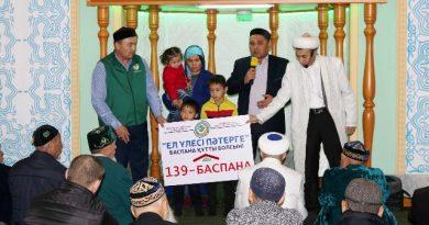 Павлодар облысында жалғыз басты анаға пәтер берілді