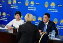 Павлодар облысында азаматтарды қабылдау үрдісі тікелей эфирде көрсетілді