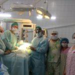 Павлодарлық кардиохирургтер Семейде алты айлық балаға жедел ота жасады