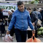 Павлодар облысынан әкелінген өнімдер елордадағы жәрмеңкеде толық сатылды