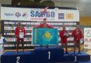 Екібастұз қаласының спортшысы ардагерлер арасындағы әлем чемпионатында жеңіске жетті