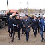 Павлодарда 600 орындық студенттер жатақханасының құрылысы жүріп жатыр