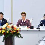 ҚР Парламенті Сенатының спикері Дариға Назарбаева Павлодар облысына жұмыс сапарымен келді
