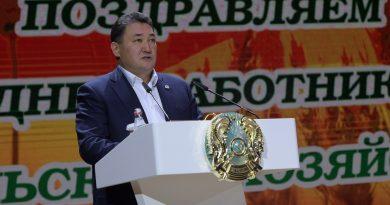 Павлодар облысында суармалы егіншілікті дамытқан аудандарға ақшалай сыйлықтар берілді