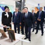 ҚР Премьер-Министрі Асқар Мамин жұмыс сапарымен Павлодар облысына келді