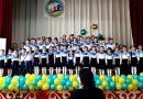 Павлодарда 7000-нан астам бірінші сынып оқушылары патриоттық форумға қатысты