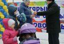 Павлодар облысының Ақсу қаласында 16 көп балалы отбасыға пәтерлер берілді