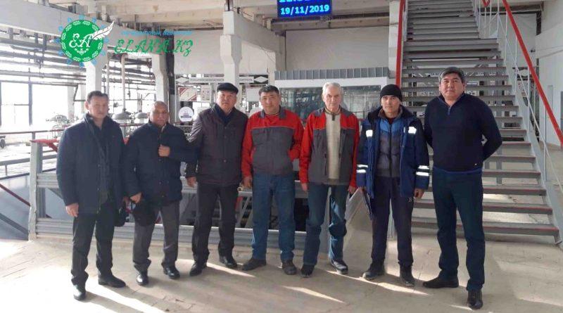 «Ауыл–Ел бесігі» бірлескен экспедициясы Алматы облысында