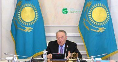 """Нұрсұлтан Назарбаев: """"Қазіргі жағдай мені қатты алаңдатады"""""""