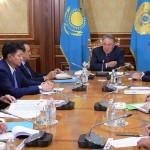 Н.Назарбаев:«Халық ақпараттық кеңістіктегі арандатушылыққа бой алдырмауы тиіс!»
