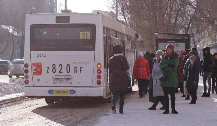 Автобустар марафоны алаңдатады