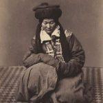 Қазақ тарихындағы Қалмақ қыздары