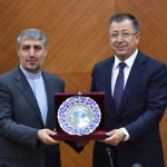 Иран Елшісі Оңтүстіктің әлеуетімен танысып жүр